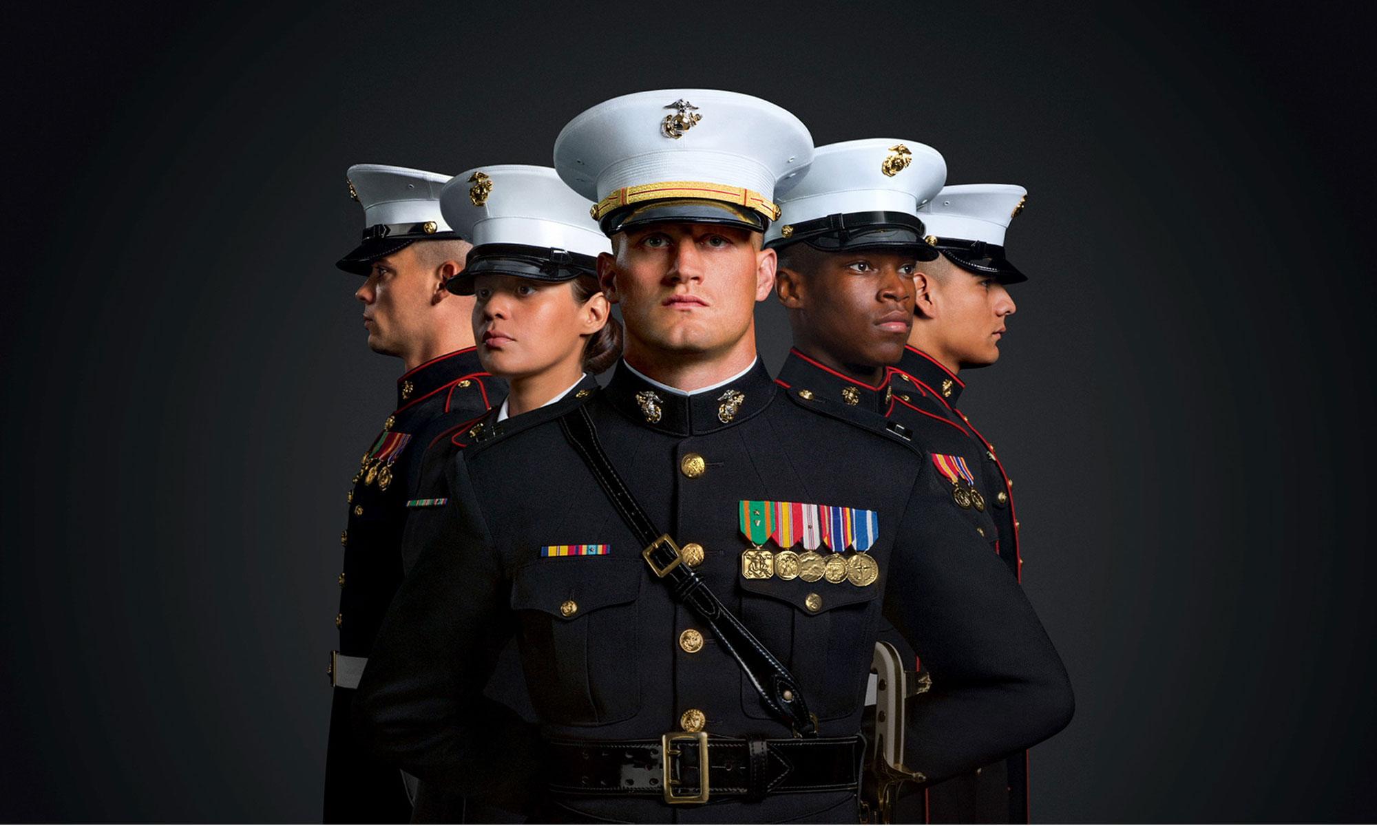 Marine Corp Ready
