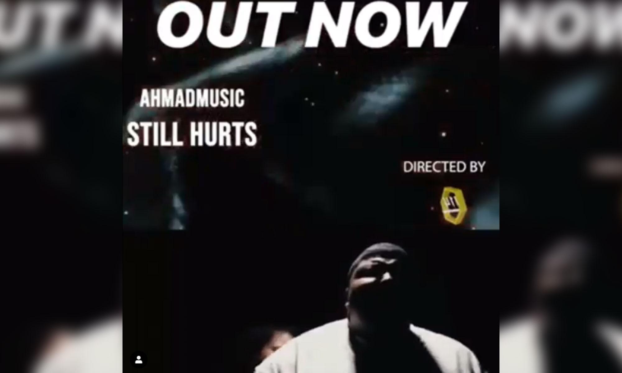 Still Hurts by AHMADMUSIC