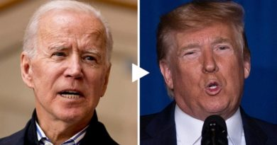 Fox News on Biden and Trump Polling and Favorability
